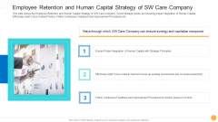 Drug Indicator Extension In A Pharmaceuticals Company Employee Retention And Human Capital Strategy Of SW Care Company Download PDF