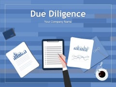 Due Diligence Ppt PowerPoint Presentation Complete Deck With Slides