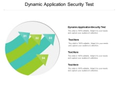 Dynamic Application Security Test Ppt PowerPoint Presentation Slides Samples Cpb
