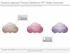 Dynamic Approval Process Salesforce Ppt Slides Download