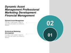 Dynamic Asset Management Professional Marketing Development Financial Management Ppt PowerPoint Presentation Slides Ideas