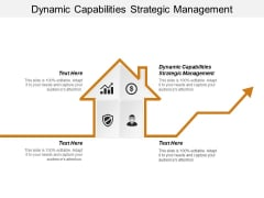 Dynamic Capabilities Strategic Management Ppt PowerPoint Presentation Slides Graphics Design Cpb
