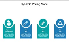 Dynamic Pricing Model Ppt PowerPoint Presentation Deck Cpb