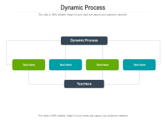Dynamic Process Ppt PowerPoint Presentation Gallery Influencers Cpb