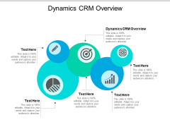 Dynamics CRM Overview Ppt PowerPoint Presentation Slides Shapes Cpb
