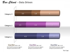 Data Analysis In Excel 3d Classification Of Chart PowerPoint Templates