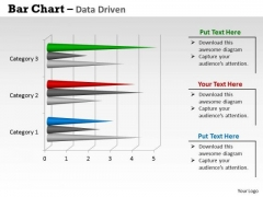 Data Analysis On Excel 3d Chart With Sets Of PowerPoint Templates