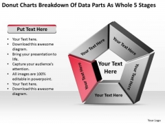 Data Parts As Whole 5 Stages Real Estate Investing Business Plan PowerPoint Slides
