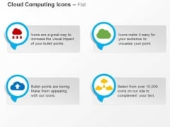 Data Share Upload Cloud Computing Networking Ppt Slides Graphics