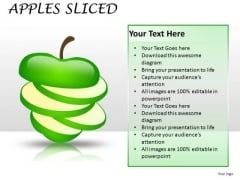 Data Shown By Apples PowerPoint Slides And Ppt Diagram Templates