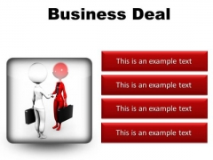 Deal Business PowerPoint Presentation Slides S