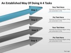 Define Parallel Processing An Established Way Of Doing 4 Tasks PowerPoint Slides