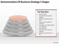 Demonstration Of Business Expansion Strategy 5 Stages Ppt How Plan PowerPoint Slides