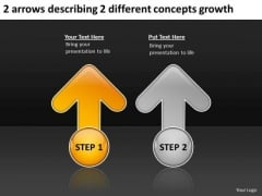 Describing Different Concepts Growth Business Continuity Plan Example PowerPoint Slides