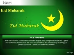 Design Islam PowerPoint Slides And Ppt Diagram Templates