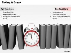 Develop Business Strategy Taking Break Clipart Images