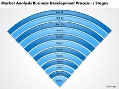 Development Process 12 Stages Ppt Sample Business Plan Template PowerPoint Templates