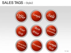 Discount Sales And Prices Tags PowerPoint Slides And Ppt Diagram Templates
