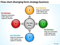 Diverging Form Strategy Business PowerPoint Theme Processs And Templates