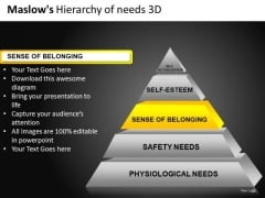 Download 3rd Layer Pyramid Diagram 3d Pyramids Ppt Slides