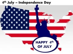 Download 4th July Independence Day PowerPoint Templates
