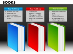 Download Books PowerPoint Ppt Templates