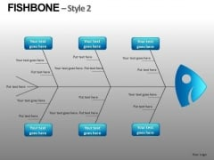 Download Cause And Effect Fishbone Diagram Editable PowerPoint Slides