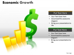 Download Dollar Value PowerPoint Templates Dollar Growth Ppt Slides