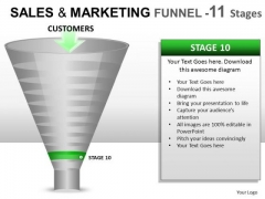 Download Edit Present Marketing Funnel PowerPoint Slides And Ppt Diagram Templates