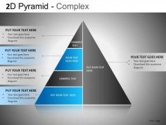Download Editable Complex 2d Pyramid PowerPoint Slide