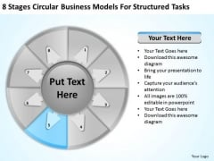 Download Models For Structured Tasks Business Plan PowerPoint Templates