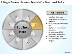 Download Models For Structured Tasks Business Plans PowerPoint Slides