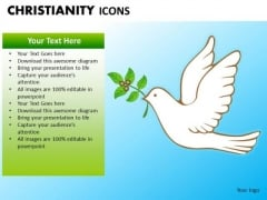 Download Peace Dove PowerPoint Templates