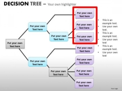 Download Ppt Templates Decision Tree Analysis Diagrams For PowerPoint