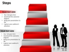 Download Steps PowerPoint Slides And Stairs PowerPoint Templates