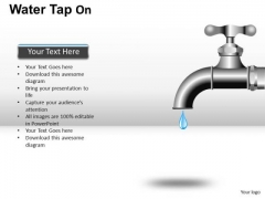 Drops Of Water PowerPoint Slides And Ppt Presentation Templates