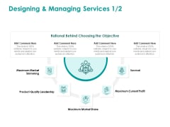 EMM Solution Designing And Managing Services Market Template PDF