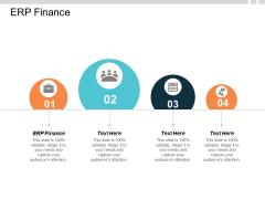 ERP Finance Ppt PowerPoint Presentation Inspiration Graphics Cpb