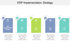 ERP Implementation Strategy Ppt PowerPoint Presentation Show Introduction Cpb