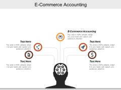 E Commerce Accounting Ppt Powerpoint Presentation Rules Cpb