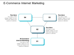 E Commerce Internet Marketing Ppt Powerpoint Presentation Summary Elements Cpb