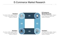 E Commerce Market Research Ppt PowerPoint Presentation Portfolio Design Templates