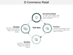 E Commerce Retail Ppt PowerPoint Presentation Layouts Graphics Download Cpb