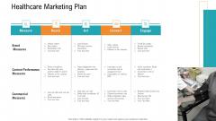 E Healthcare Management System Healthcare Marketing Plan Pictures PDF