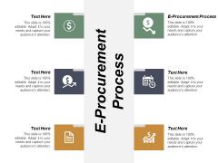 E Procurement Process Ppt PowerPoint Presentation File Graphics Cpb