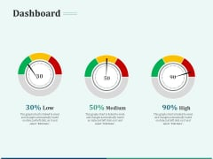Early Stage Funding Dashboard Ppt Gallery Slideshow PDF