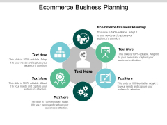 Ecommerce Business Planning Ppt PowerPoint Presentation Portfolio Show Cpb