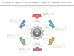 Ecommerce Category Pricing Optimization Diagram Ppt Examples Professional
