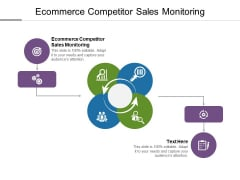 Ecommerce Competitor Sales Monitoring Ppt PowerPoint Presentation Layouts Elements Cpb
