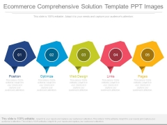 Ecommerce Comprehensive Solution Template Ppt Images